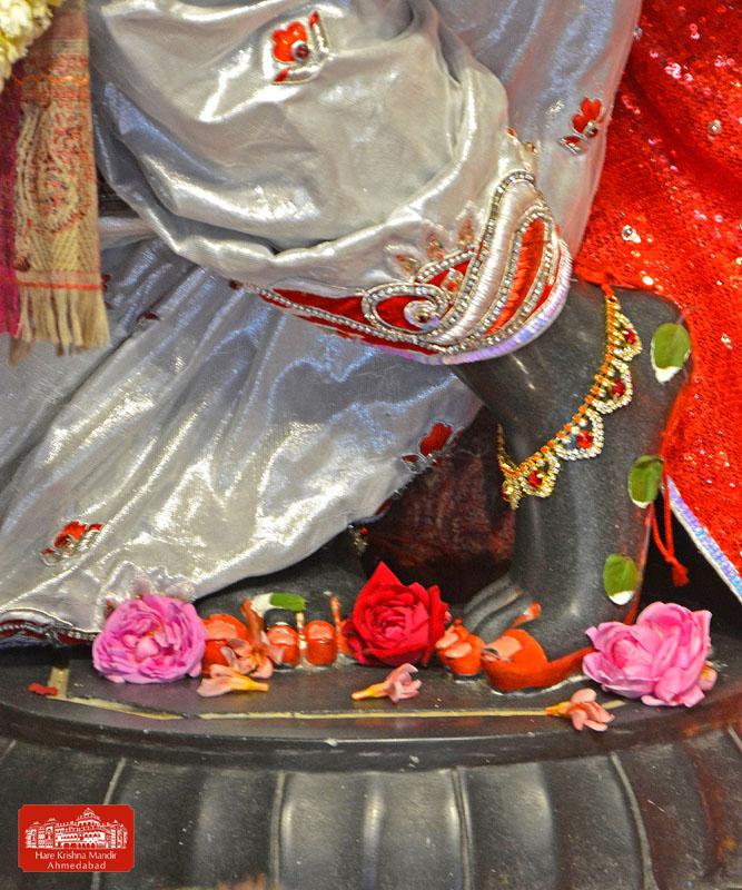 ISKCON Hare Krishna mandir Ahmedabad 10 Jan 2017 (5)