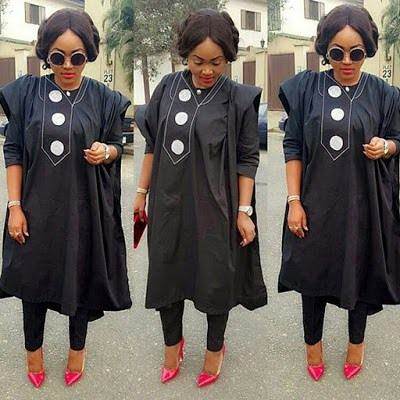 Latest Agbada Styles and Designs for Men & Women