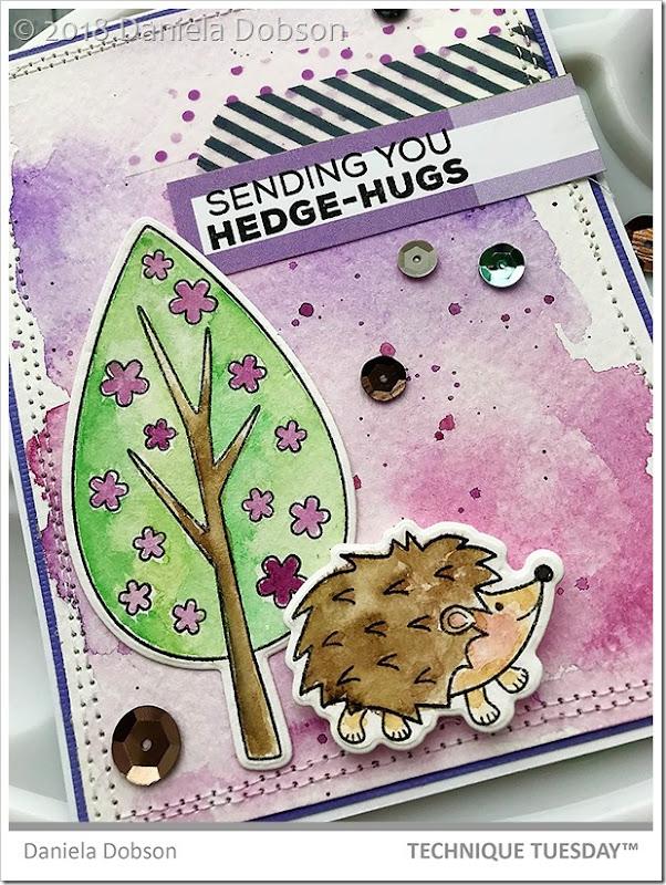 Hedge hugs close by Daniela Dobson