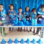 Blue Day (Jr.KG. A & B) 6-8-2015