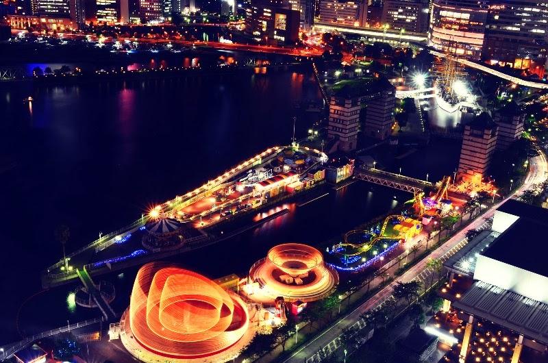 After Hours in Yokohama