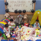 Pajama Party by Playgroup Morning Section at Witty World, Chikoowadi (2017-18)