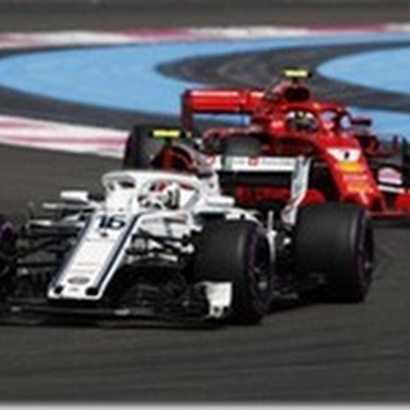 Ferrari e Sauber si scambiano i piloti