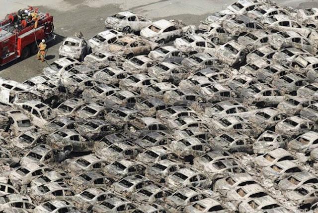 Tsunami – Japão 2011 - As melhores imagens da tragedia... Fotos-do-japao-16