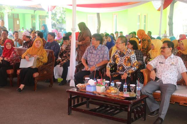 Sekda Terima Tim Verifikasi Awal P2W-KSS Di Kelurahan Kayuringin Jaya