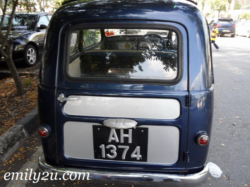 Fiat Marvelette vintage car