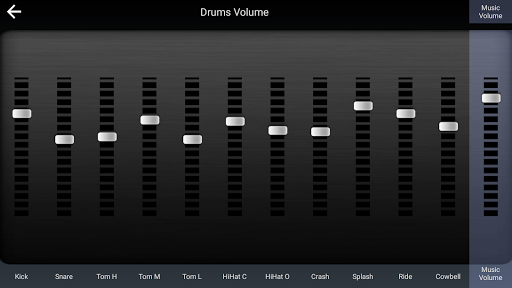 Drum Solo Legend ud83eudd41 The best drums app 2.4 screenshots 7