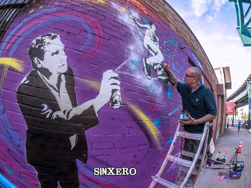 SinXero Street Art