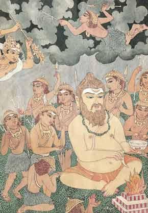 Maruts, Gods And Goddesses 5