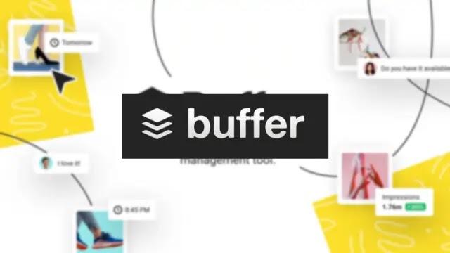برنامج Buffer لزيادة متابعين انستقرام
