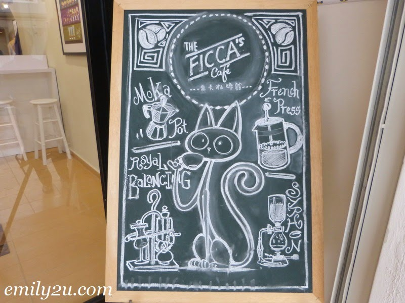 The Ficcas Cafe
