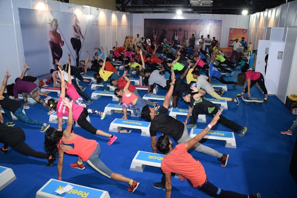 Body Life Expo - Bombay Exhibition Centre - 9