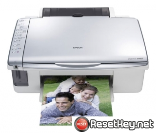Epson DX4800 Waste Ink Counter Reset Key