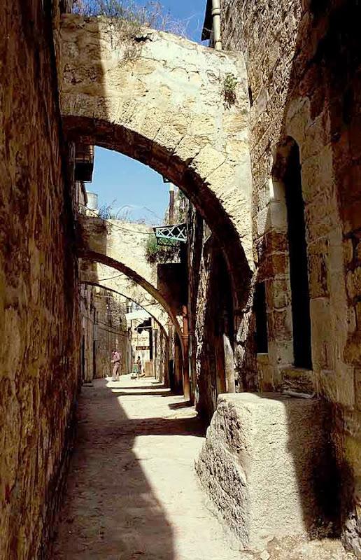 9. Via Dolorosa. Old City of Jerusalem