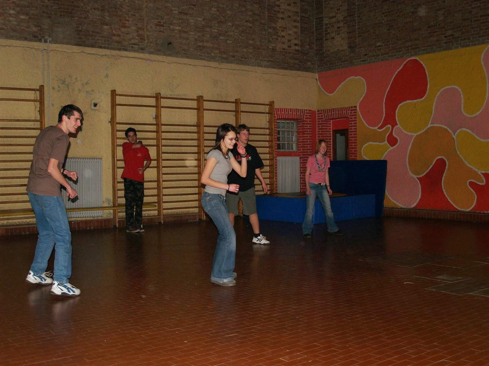Motivacijski vikend, Lucija 2007 - P0095635.JPG