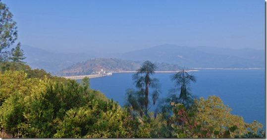Shasta Dam, Shasta Lake California