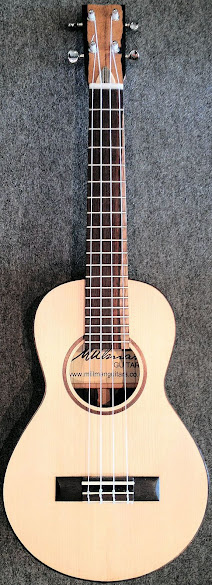 James Millman Guitars Tenor Ukulele