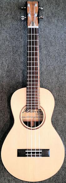James Millman Guitars Tenor Ukulele