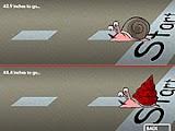 لعبة سباق الحلزون