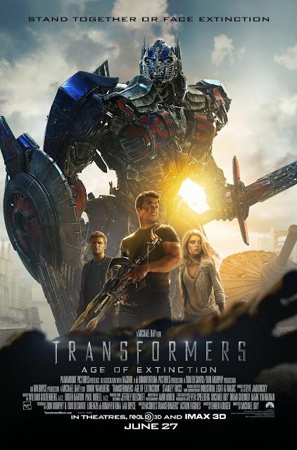 Transformers 4: Kỷ Nguyên Hủy Diệt - Transformers 4: Age Of Extinction