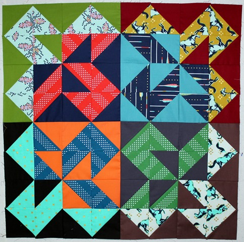 Star Cakes Quilt