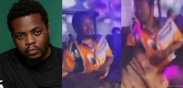 Nigerians Criticize Olamide And Fireboy for Making It Rain At A Miami Nightclub with Millions of Naira [VIDEO]