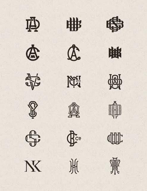 Apa itu Monogram atau Pengertian Monogram Logo
