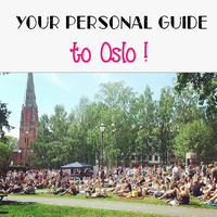 a personal guide to oslo, norway