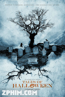 Sử Thi Về Halloween - Tales of Halloween (2015) Poster