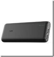 Anker Powercore 20000mAh portable charger