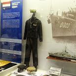 dutch navy at War Memorial of Korea in Seoul in Seoul, Seoul Special City, South Korea