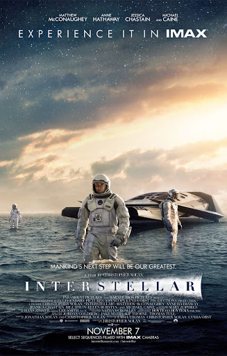 Interstellar (2014) ทะยานดาวกู้โลก