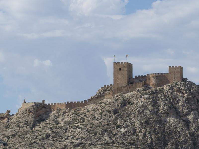 Castillo de Sax, Alicante