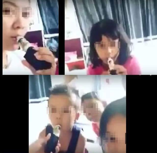Kanak-kanak pun terdedah dengan hisap vape