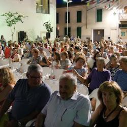 Pregó de les festes de Sant Llorenç 2018 a càrrec de Jaume Lliteras Gili