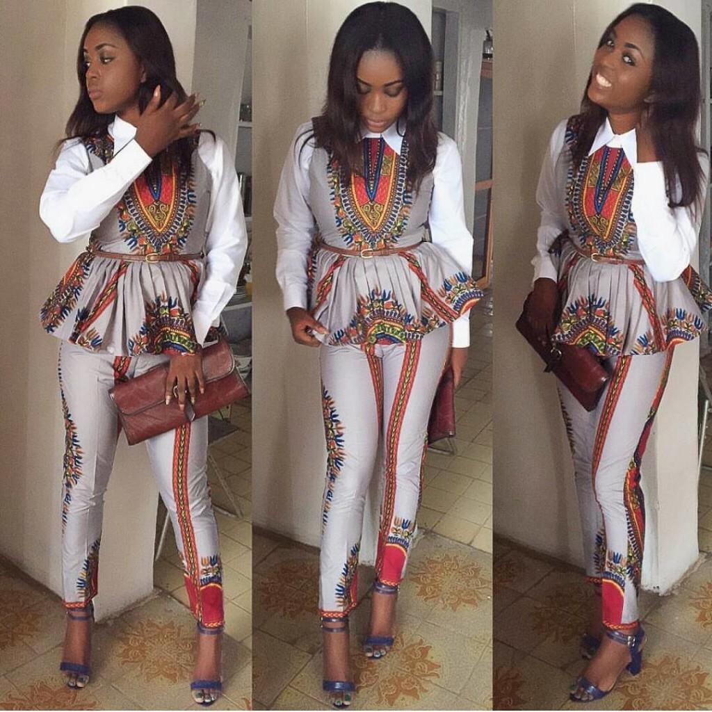 mishono ya vitenge nigeria Trends 2018 3
