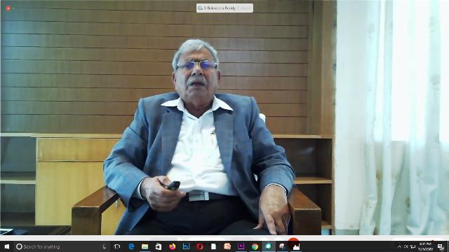 Moodabidri Alvas News | ಮೂಡಬಿದಿರೆ: ಆಳ್ವಾಸ್ ರಾಷ್ಟ್ರೀಯ ಶಿಕ್ಷಣ ನೀತಿ ಕುರಿತ ವೆಬಿನಾರ್