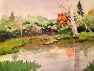 Lutsen Pond