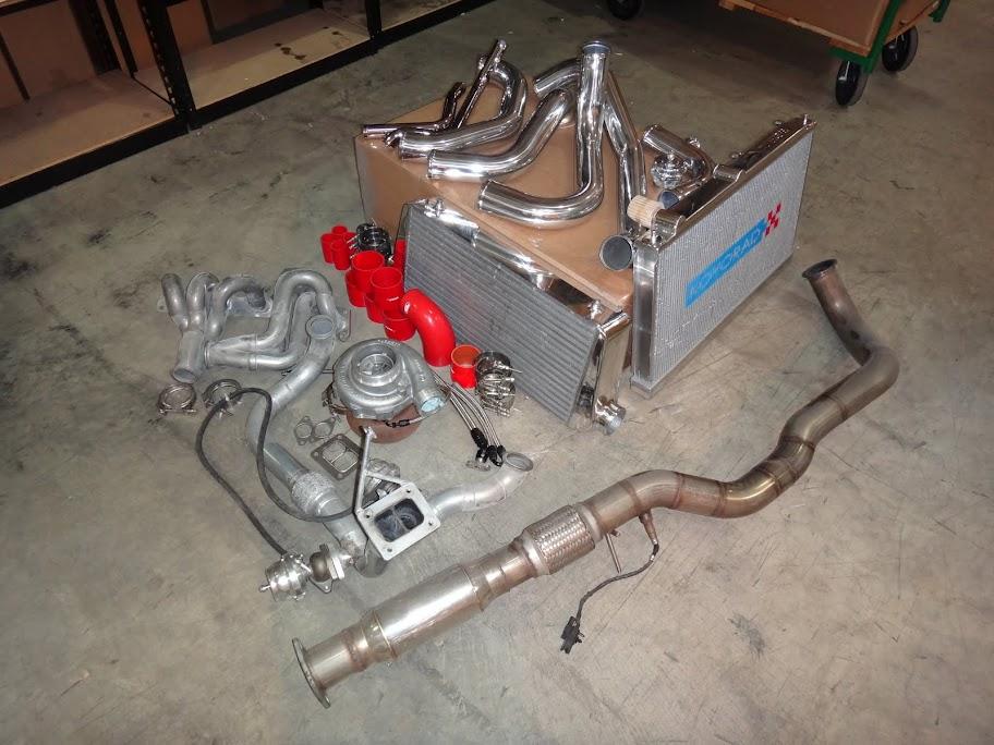 3000GT / Stealth / GTO - For Sale FS: IPS Single Turbo Kit w/GT40R