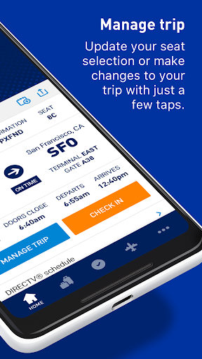 JetBlue - Book & manage trips screenshot