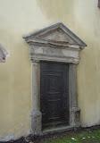 chiesa rosario - entrata origine