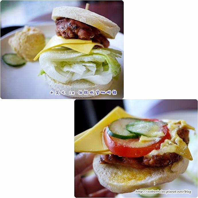 10 英式麥芬烤雞三明治