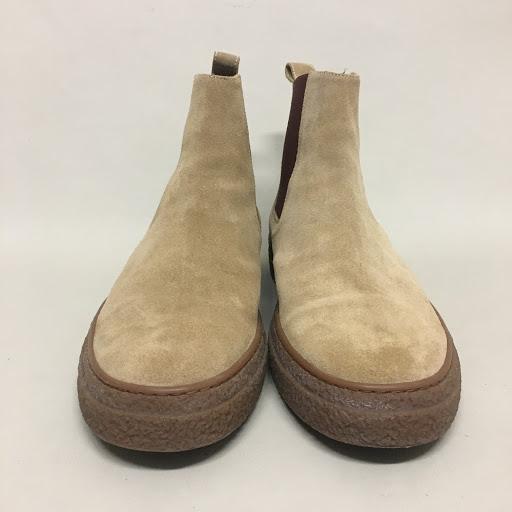 Barneys Suede Chelsea Boots
