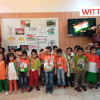 Republic Day Celebration of Jr.KG Section(2017-18) at Witty World, Bangur Nagar