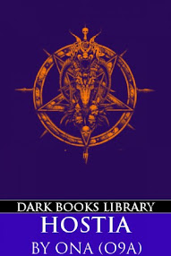 Cover of Order of Nine Angles's Book Hostia (Volume II)