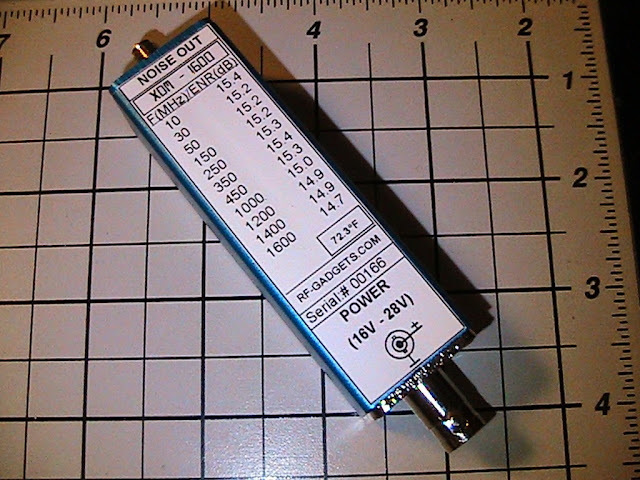 RF-Gadgets XDM-1600 Wide-band RF Noise