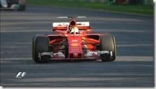 Sebastian Vettel vince il gran premio d'Australia 2017