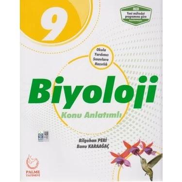 Palme Yayınları - TYT Biyoloji - 9.Sınıf Konu Anlatımı