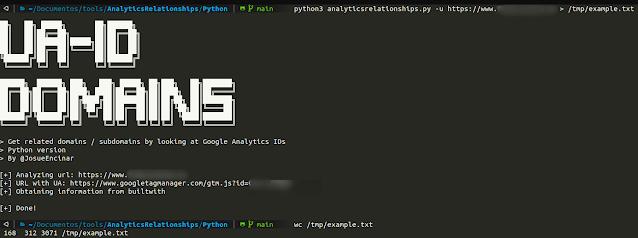 AnalyticsRelationships Python