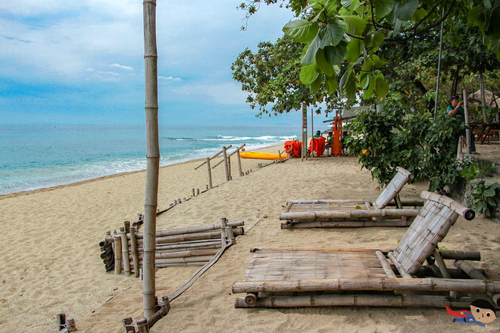 La Luz Beach Resort in Laiya, San Juan, Batangas